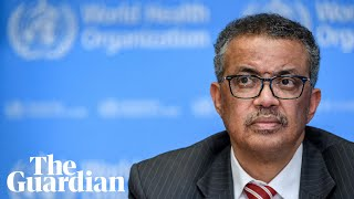 world Health Organization Holds Briefing On COVID-19   NBC News (Live Stream Recording)