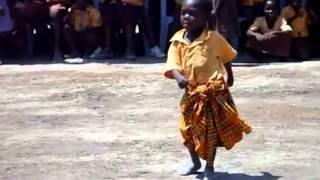 Littlest Atorkor dancer - Volta Region Ghana
