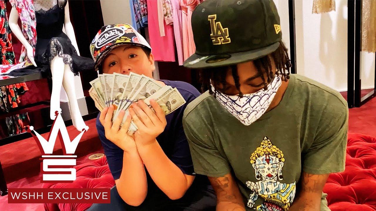 Lil Esco 28 Feat. RobThePlayboy - Von Dutch