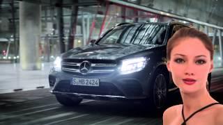 Anteprima Nuova Mercedes GLC al TG di Ruote in Pista del 18/06/2015