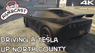 Asmr Gaming Gta V Driving A Tesla To North County