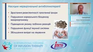 Патогенетическое влияние антибиотикорезистентности на репродуктивное здоровье женщины(Грищенко О.В.)