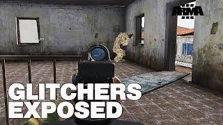 ARMA 3 Glitchers Exposed