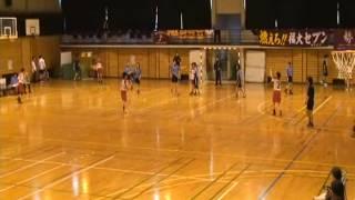 20110522福大ハンド女子、新人戦、決勝、福岡教育大学.wmv