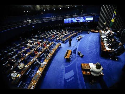 Aliados do presidente do Senado são alvos de operação da PF | SBT Brasil (10/04/18)