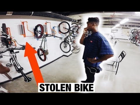 STOLEN BMX BIKE PRANK!