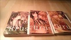Unboxing Citrus Manga Band 5 [Limited Edition] [plus 3&4]
