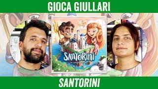 Gioca Giullari #14 Santorini Gameplay