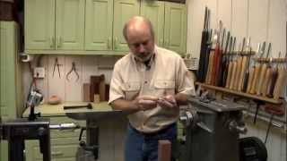 Get Turning! 4 Beginner's Projects By Tim Yoder (woodturning Dvd Preview)