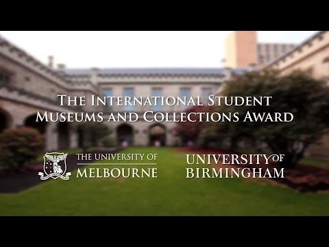 U21 International Student Museums and Collections Award 2013