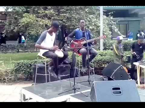 BEST KENYAN DESPACITO SWAHILI COVER LIVE IN NAIROBI. ( Steenie Dee )