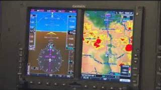 Garmin G500 sales video