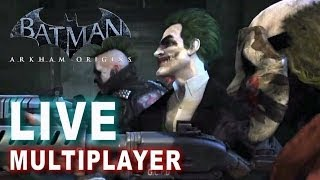 Video Batman Arkham Origins - Online Multiplayer Bane & Joker Thug Adventures Arkham Origins download MP3, 3GP, MP4, WEBM, AVI, FLV Juli 2018