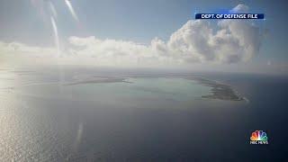 U.S. Marine Osprey Crashes off Australian Coast