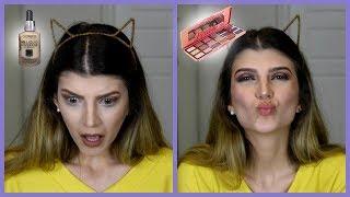 Μακιγιάζ μόνο με 1 προϊόν - 2 Versions   katerinaop22
