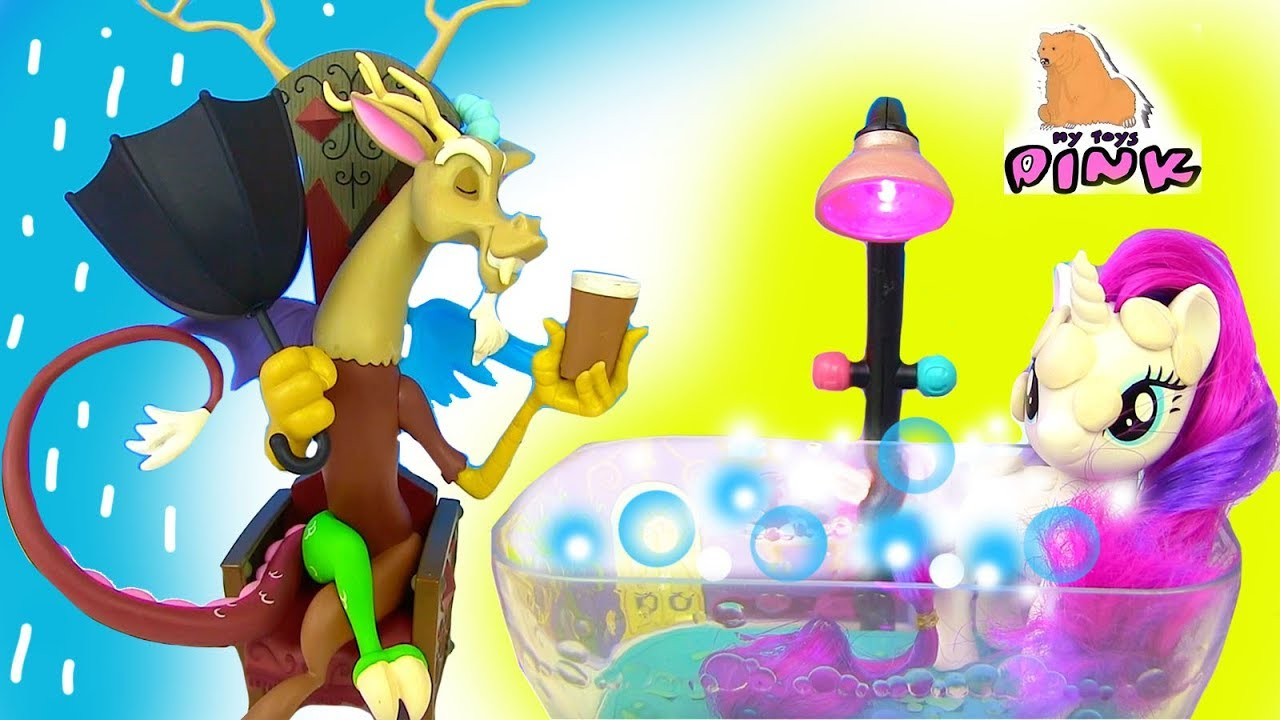 ГДЕ ВОДА?! MLP My Little Pony Май Литл Пони Мультик! Пони ...