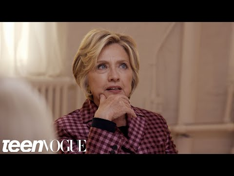 Download Youtube: Hillary Clinton On Why She's Not Running For President Again | Teen Vogue