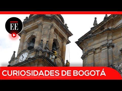Cinco cosas que quizás no sabías de Bogotá   El Espectador