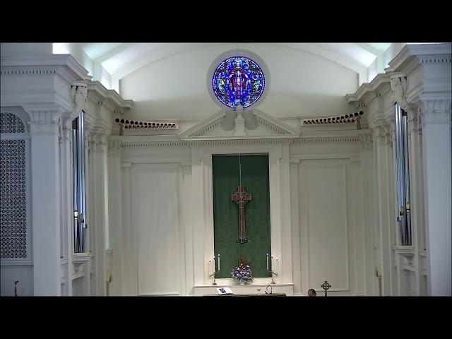 Westminster Akron Sunday Worship Live Stream - July 18 2021