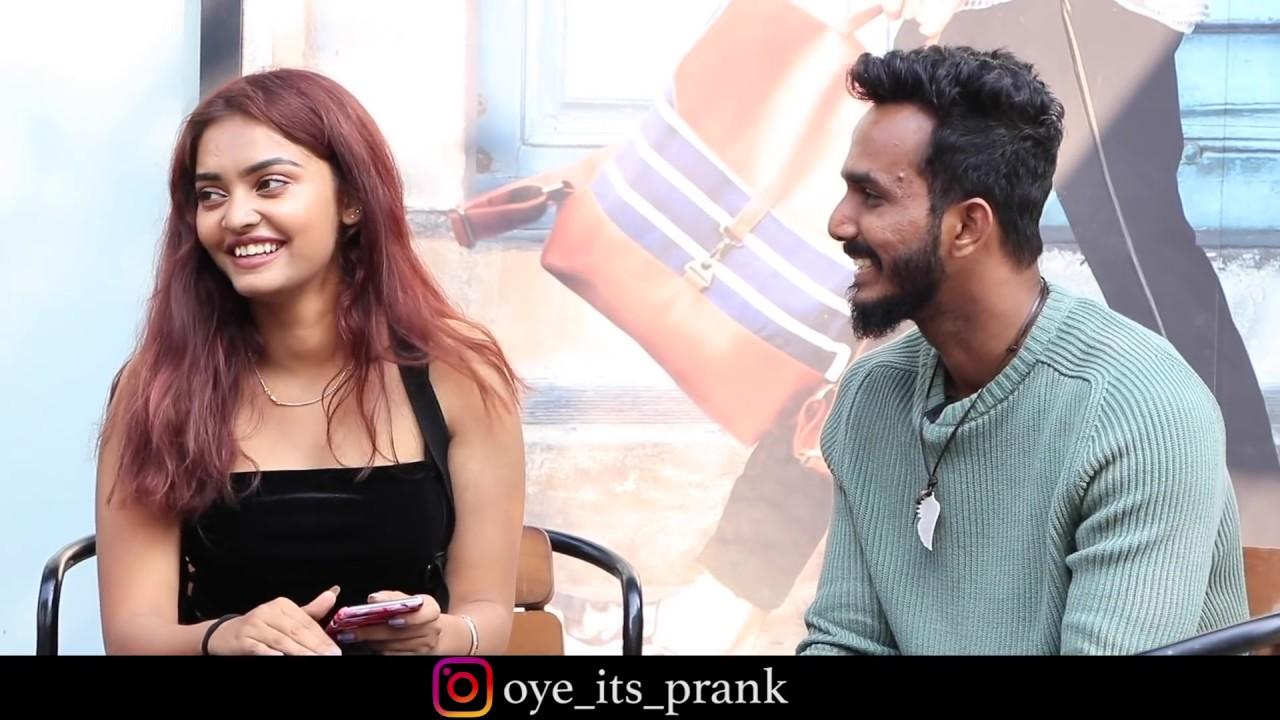 Coffee Date On Random Girl |ft. AJ | Oye It's Prank | Oye It's Uncut