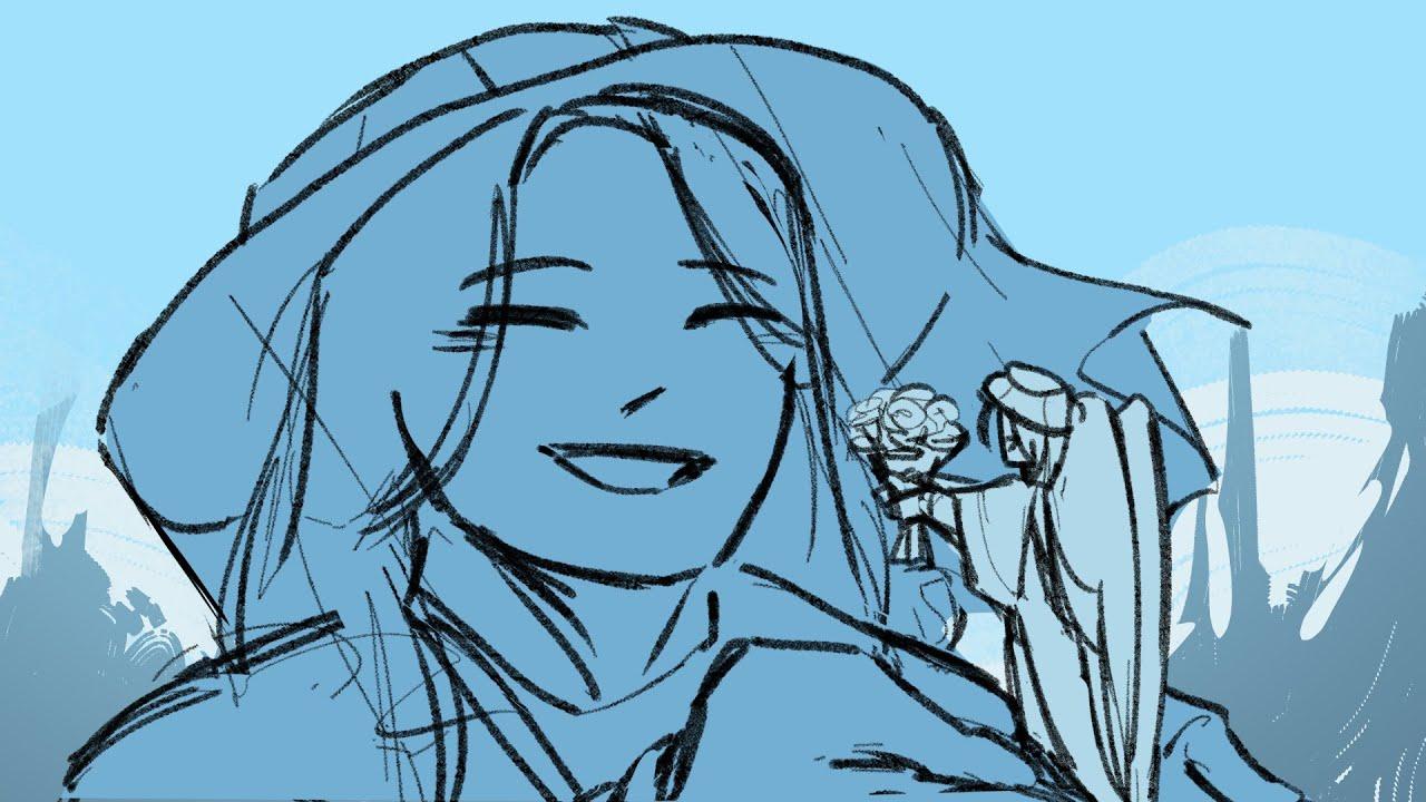 Here comes the boy [Philza and Kristin animatic]