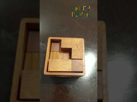 Happy Porto Hostel :: Puzzle 3D Wooden Games :: Gopher Holes :: YouTube #Shorts