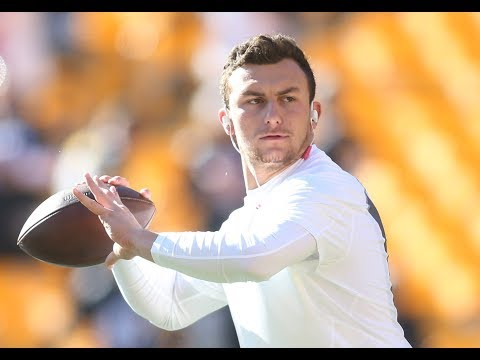 Johnny Manziel Comeback Season?