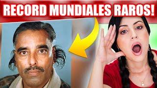 10 RECORDS MUNDIALES MUY RAROS! 😱 Sandra Cires Play Reaccionando 🔥