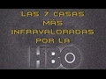 #TOP Las 7 Casas mas infravaloradas por la HBO - Juego de Tronos