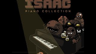 The Binding of Isaac - Piano Collection [Full]