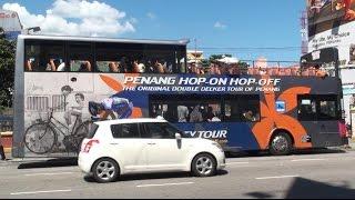Penang Hop-On-Hop-Off Double Decker Bus