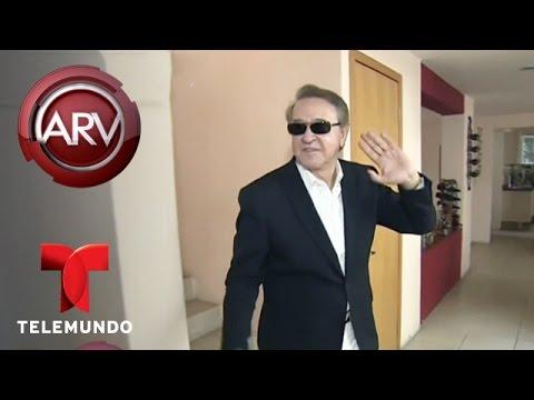 Carlos Villagrán admite relación con Florinda Meza | Al Rojo Vivo | Telemundo