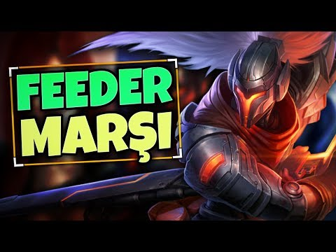 Rasher - Feeder Marşı (LOL ŞARKISI)