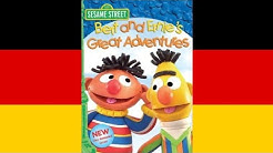 Bert And Ernie's Great Adventures - Intro (Deutsch/German)