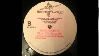 MARK IMPERIAL - BONUS KRAFTY BEAVER  1989