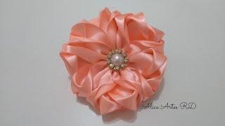 Passo a Passo Flor Botão de Rosa
