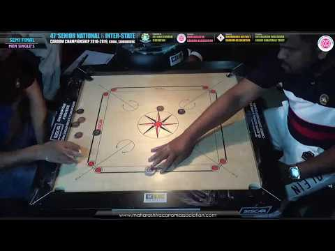 SF | ZAHEER PASHA (RBI) VS PRASHANT MORE (RBI)