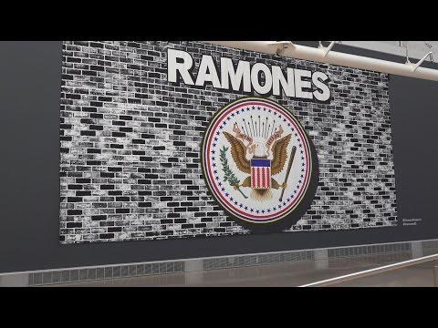 Livestream of Ramones Mania! at Queens Museum - June 25 2016