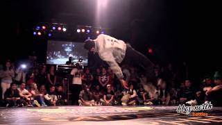 Judge's Showcase - Kid David & Ronnie | RED BULL BC ONE CANADA CYPHER 2015 | BBOY NORTH