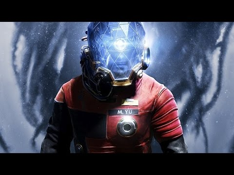 PREY All Cutscenes Movie (PREY 2017 Full Movie)