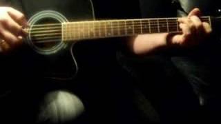 Gambar cover gitaarlesnr 48 g en g John denver Country roads extra les