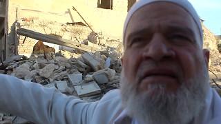 مدير أوقاف حلب: ألفنا الموت والدمار.. وهذه رسالتي لـ''أراجوز مصر'' (حوار)