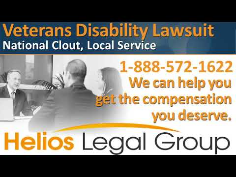 Veterans Disability Lawsuit - Helios Legal Group - Lawyers & Attorneys