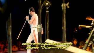 Queen - Under Pressure - Legendado