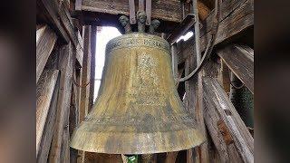 Innsbruck - Pradl (Ö- Tirol) Die Glocken der Stadtpfarrkirche Mariä Empfängnis