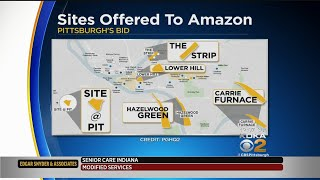 Officials: No Existing Tax Dollars Offered To Amazon In HQ2 Bid
