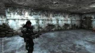 Arsenal Mod for Fallout 3 test PART 1
