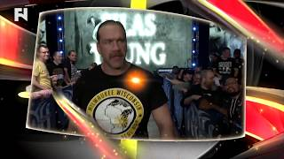 Silas Young vs. Beer City Bruiser | Ring of Honor Tues. at 10 p.m. ET