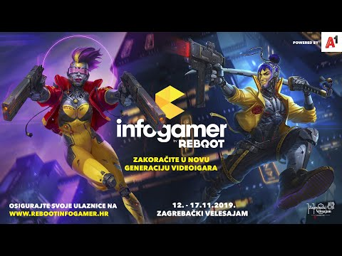 Reboot LIVE @ Reboot InfoGamer 2019 Powered By A1 - Streaming Day 2