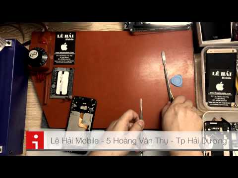 HTC One M8 mini Disassembly & Assembly ( HTC one mini 2 )